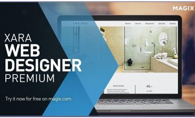 Xara Web Designer Premium Templates Download
