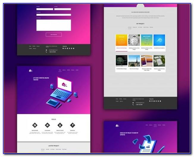 Xara Web Designer Template Pack Free