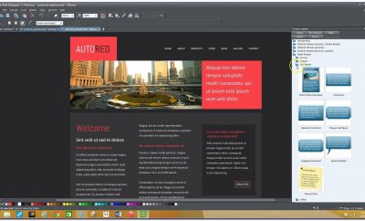 Xara Web Designer Templates Pack Download Free