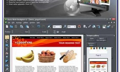 Xara Web Templates Free Download