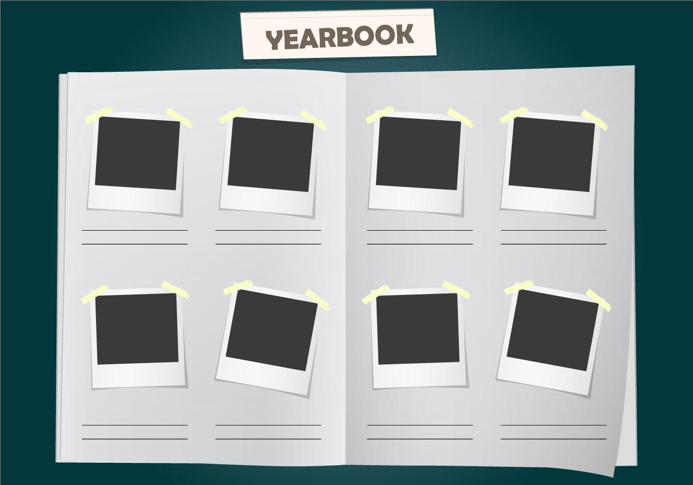 Yearbook Ad Templates Free Download