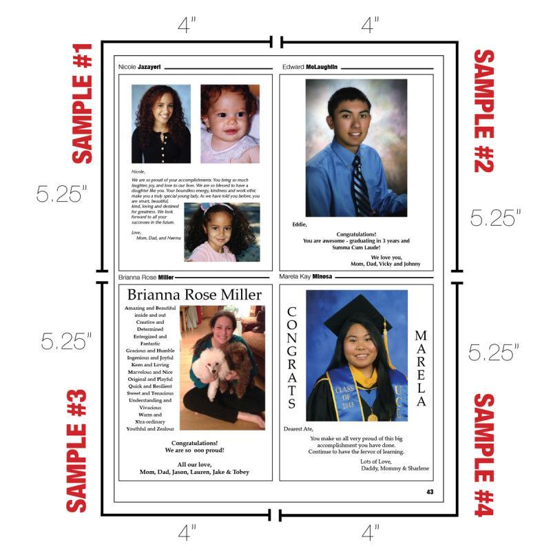 Yearbook Templates Adobe Indesign