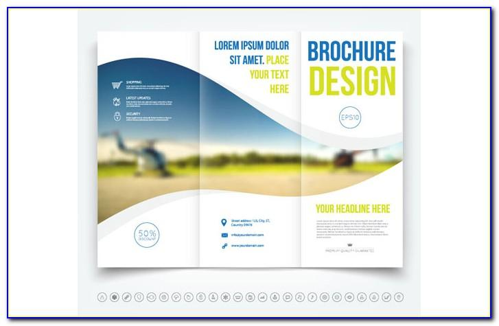 3 Fold Brochure Template Free Word