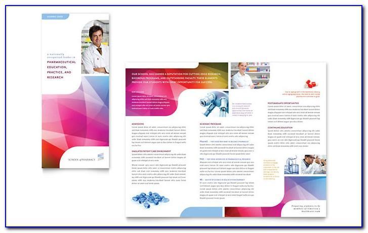 A3 Tri Fold Brochure Template Psd Free Download