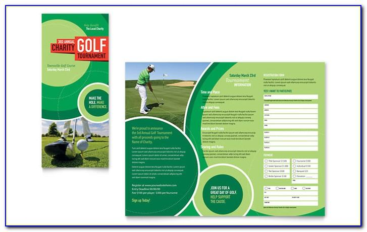 A4 Tri Fold Brochure Template Psd Free Download