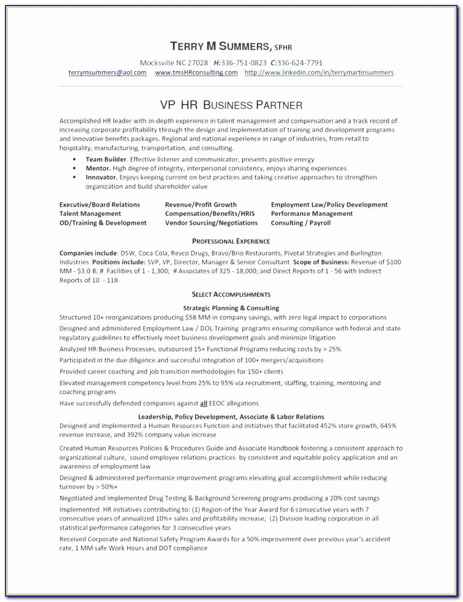 American Resume Template Free
