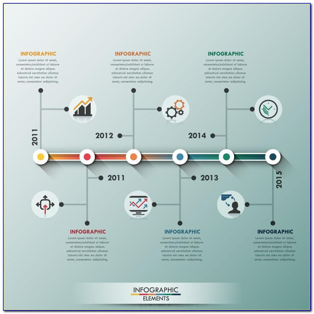Business Timeline After Effects Template Free Download