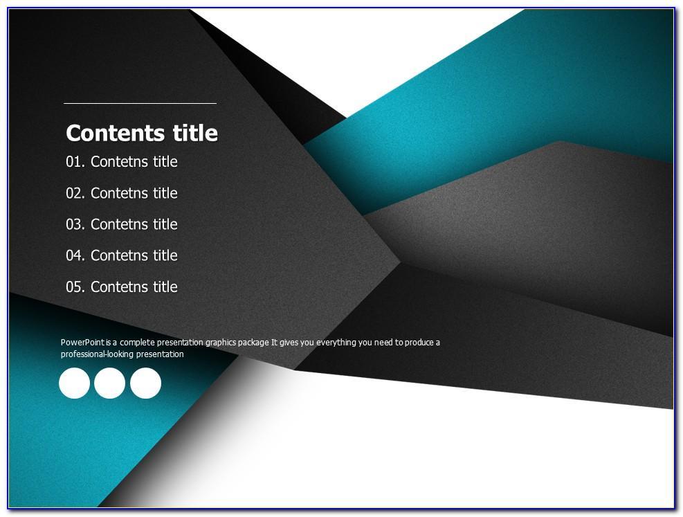 Design Template For Ppt Presentation