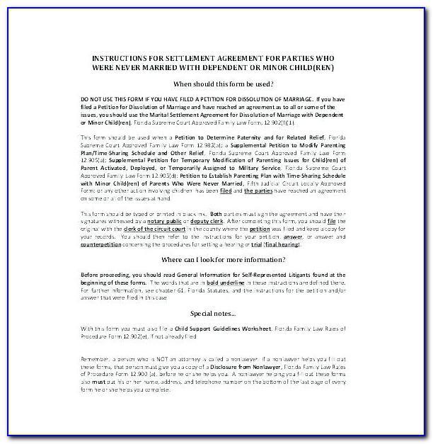 Employment Settlement Agreement Template Nz