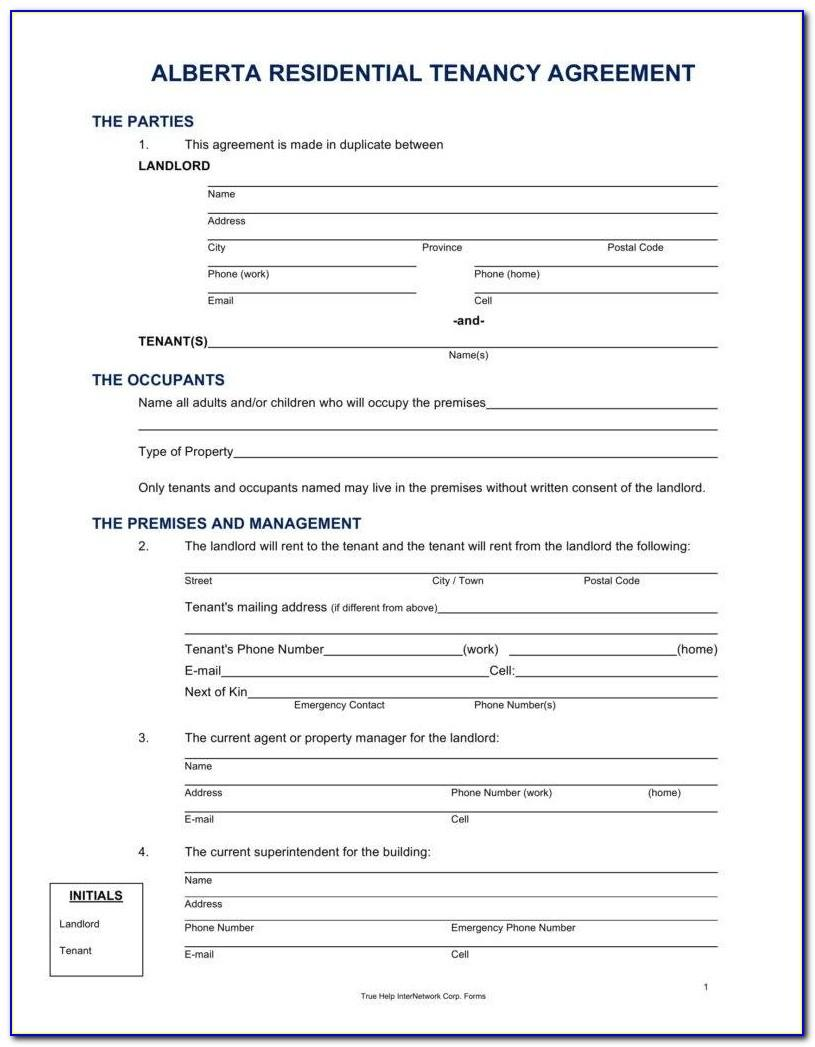 Free Commercial Vehicle Lease Agreement Template