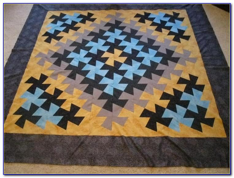 Free Oklahoma Twister Quilt Pattern