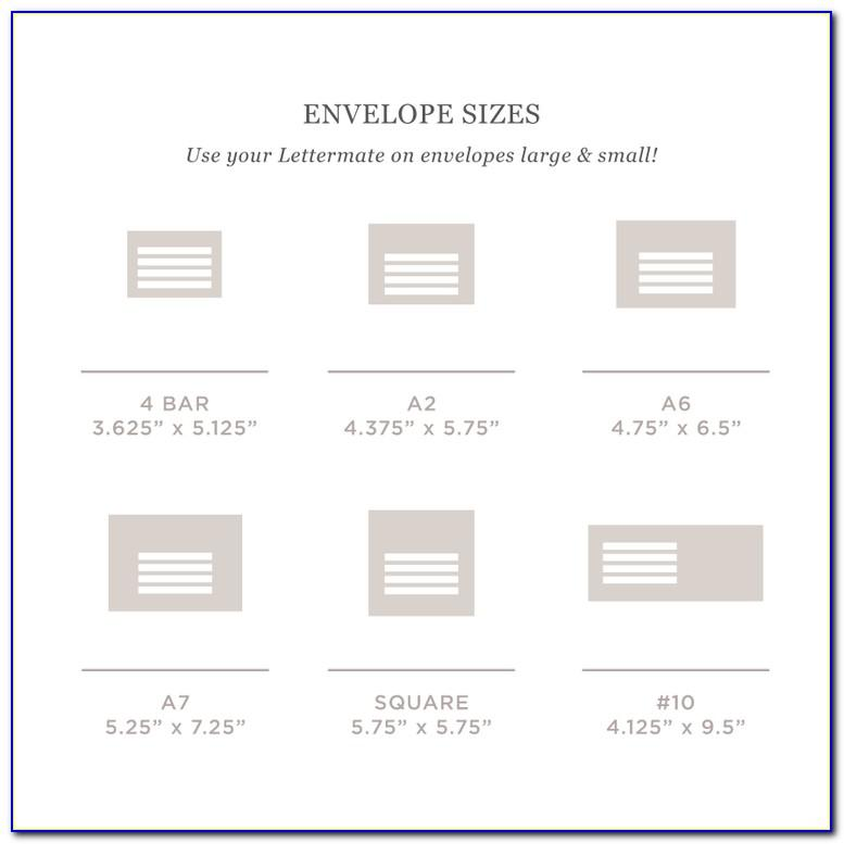 Free Template For Addressing Envelopes