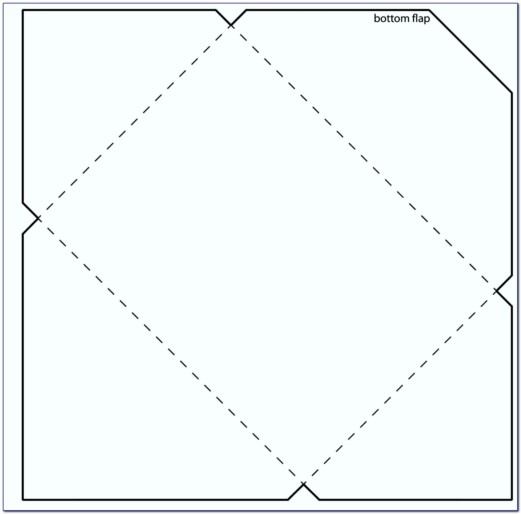Free Template To Print Envelopes
