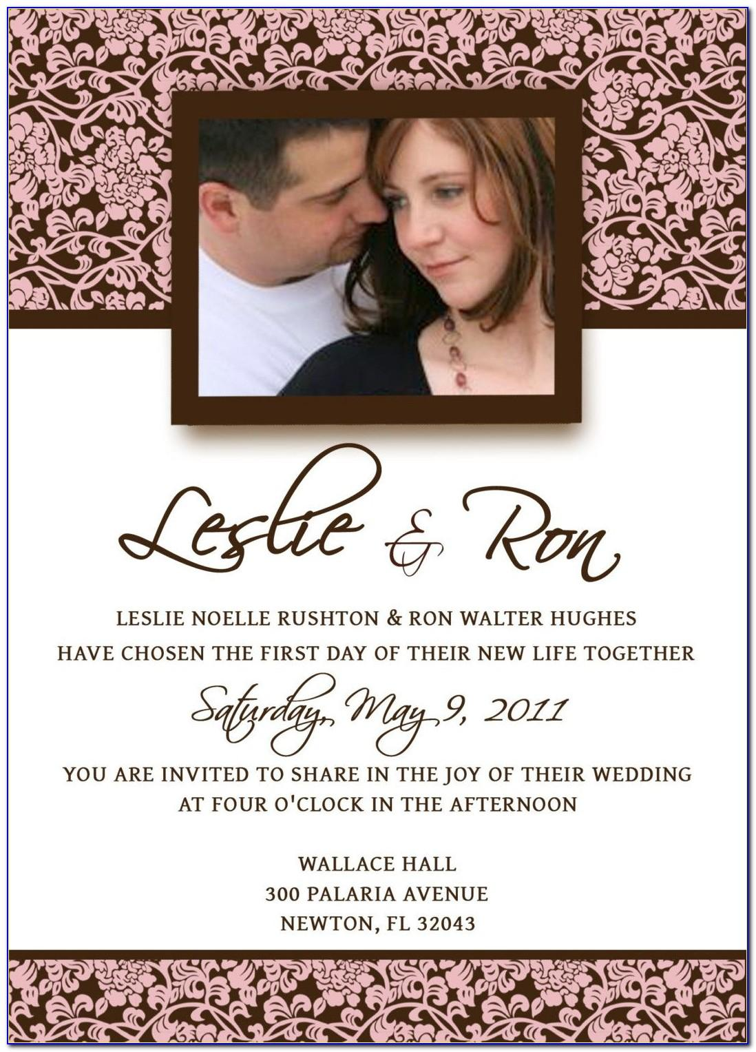 Free Templates For E Invites