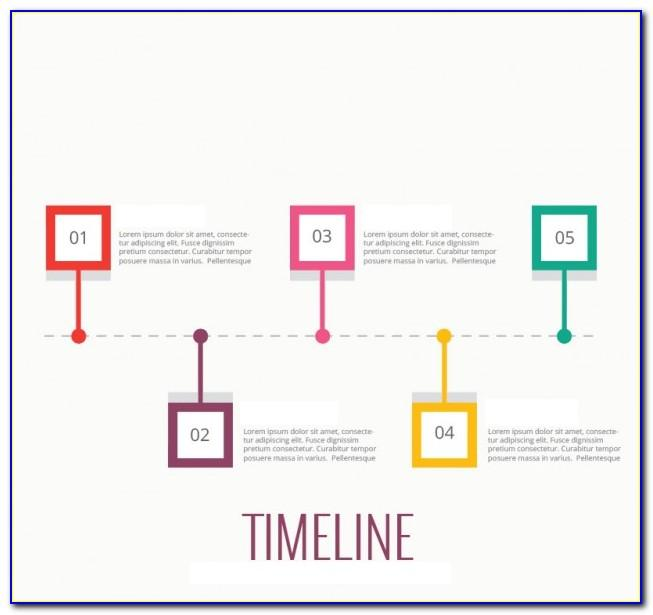 Free Timeline Chart Template Powerpoint