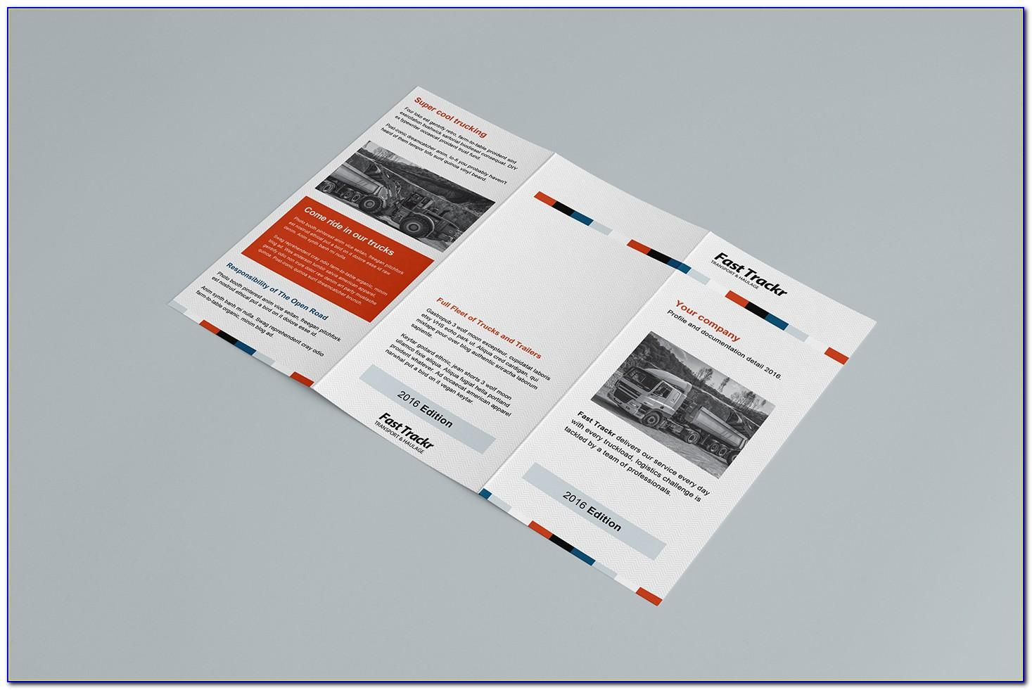 Microsoft Word Tri Fold Flyer Template