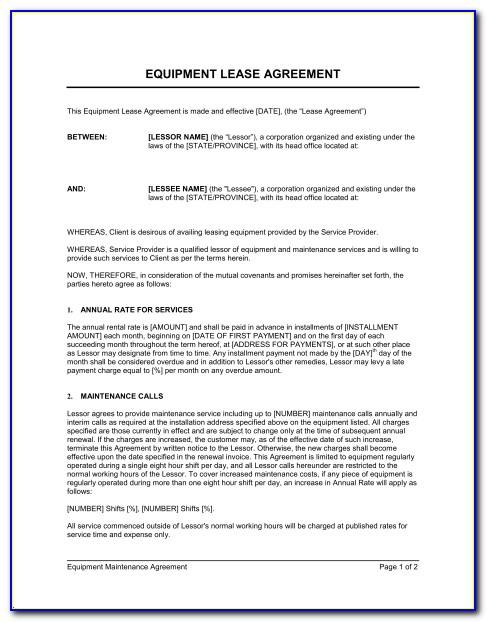 Office Rental Agreement Template South Africa