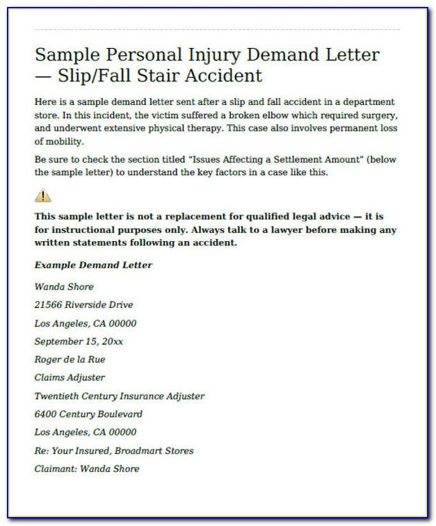 Personal Injury Settlement Agreement Template Uk