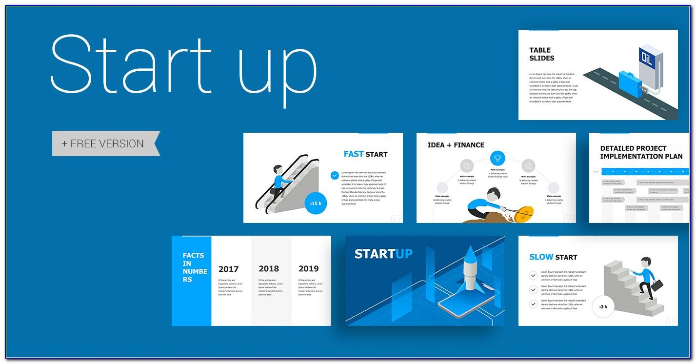 Simple Ppt Templates For Project Presentation
