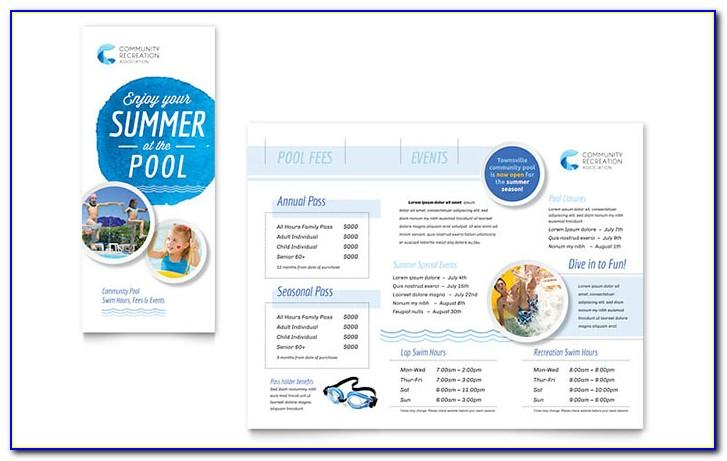 Swimming Pool Builder Website Templates