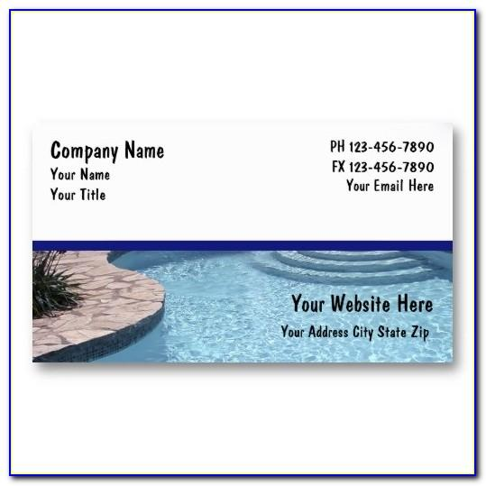 Swimming Pool Templates Free Download