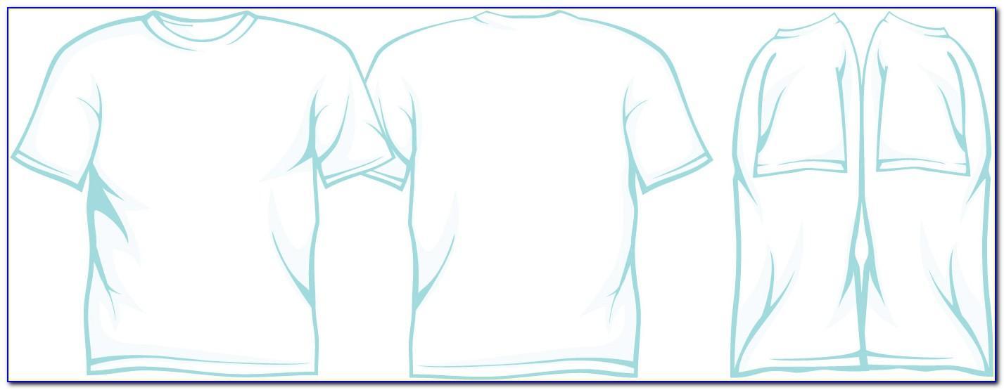 T Shirt Design Template Ai