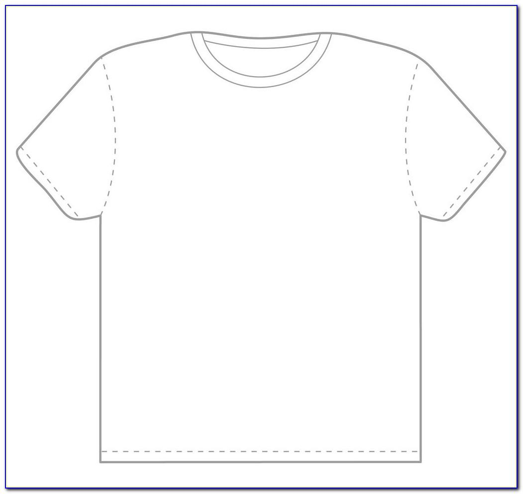 T Shirt Design Template Photoshop Free