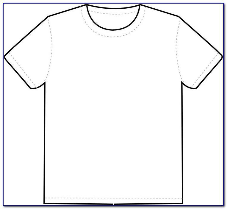 T Shirt Mockup Template Psd Free