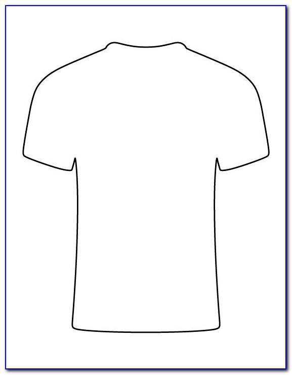 T Shirt Mockup Templates Free Download