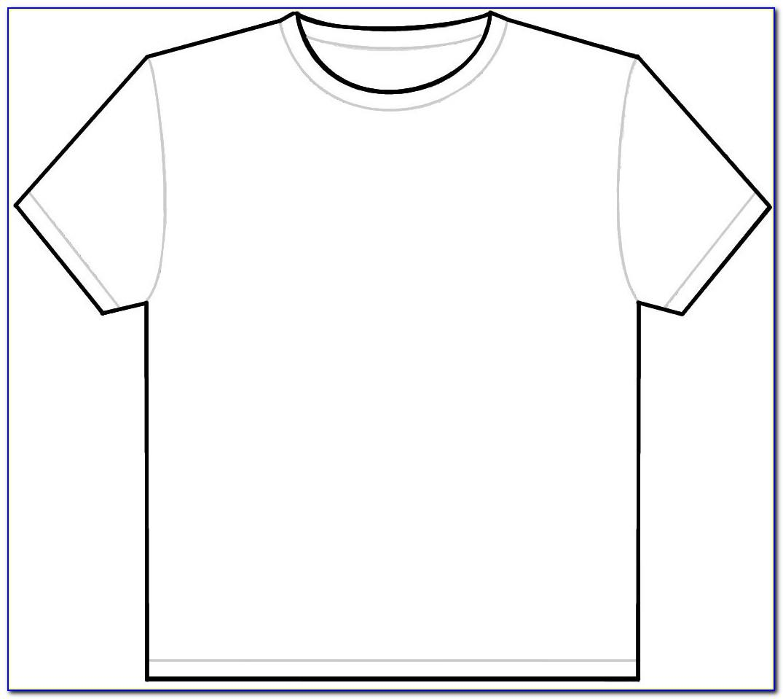 T Shirt Printing Template