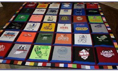 T Shirt Quilt Patterns Free