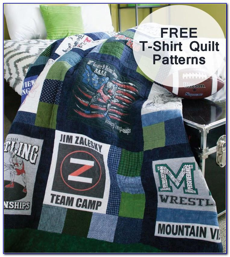 T Shirt Quilt Templates