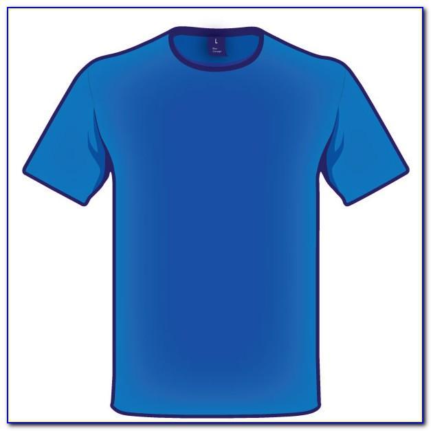 T Shirt Vector Template Illustrator Free