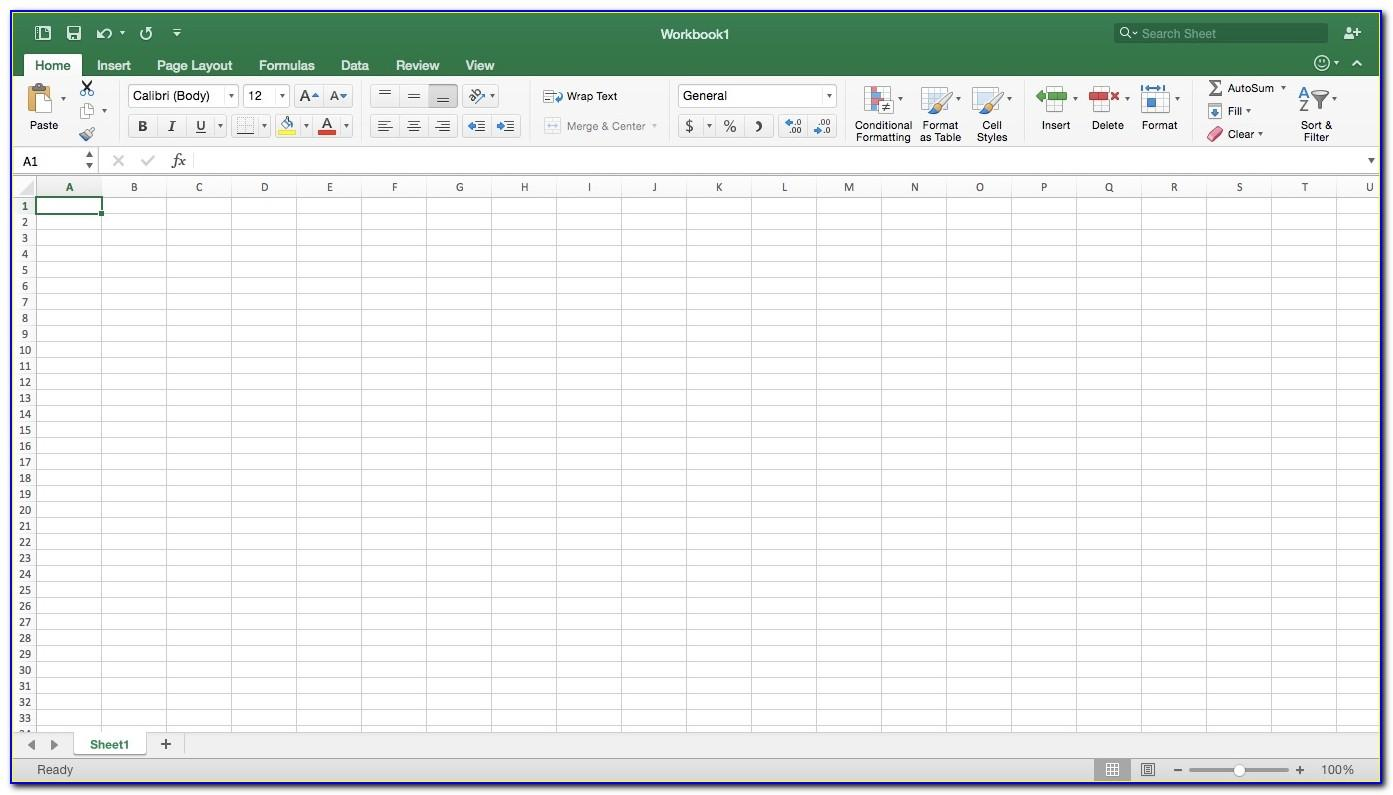 Task List Template Excel Spreadsheet
