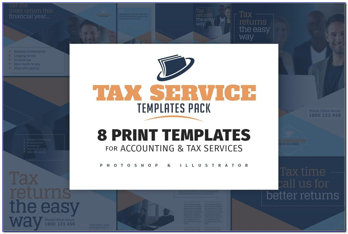 Tax Receipt For Donation Template