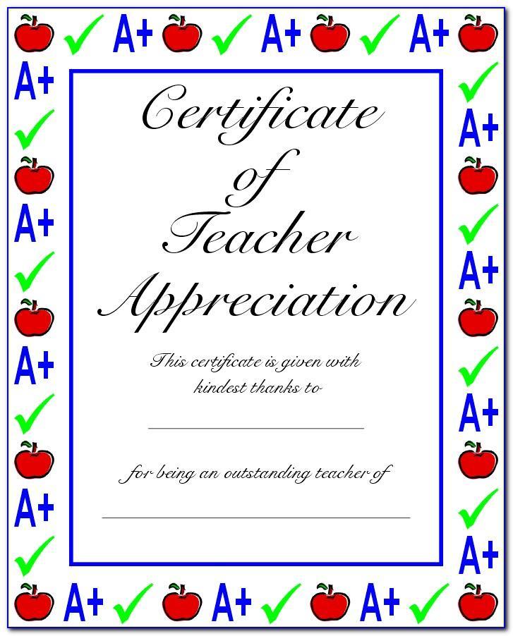 Teacher Curriculum Vitae Template Free