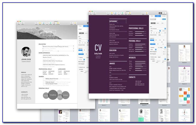 Template Design Software For Mac