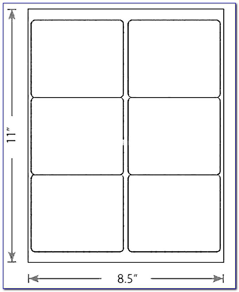 Template For Avery Labels 5160