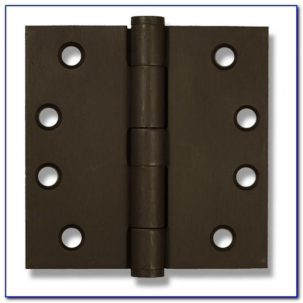 Template For Door Hinges