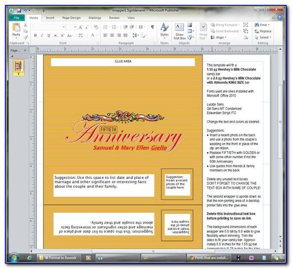 Template For Hp Tri Fold Brochure Paper