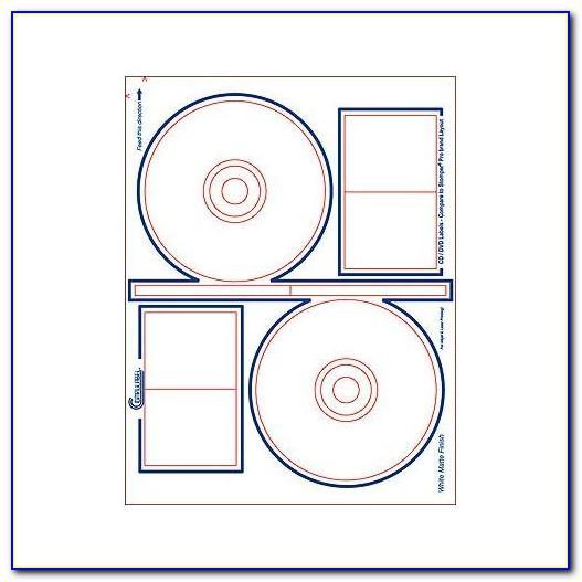 Template For Memorex Cd Labels