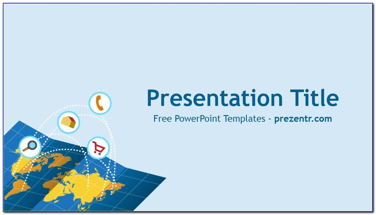 Template For Powerpoint Presentations