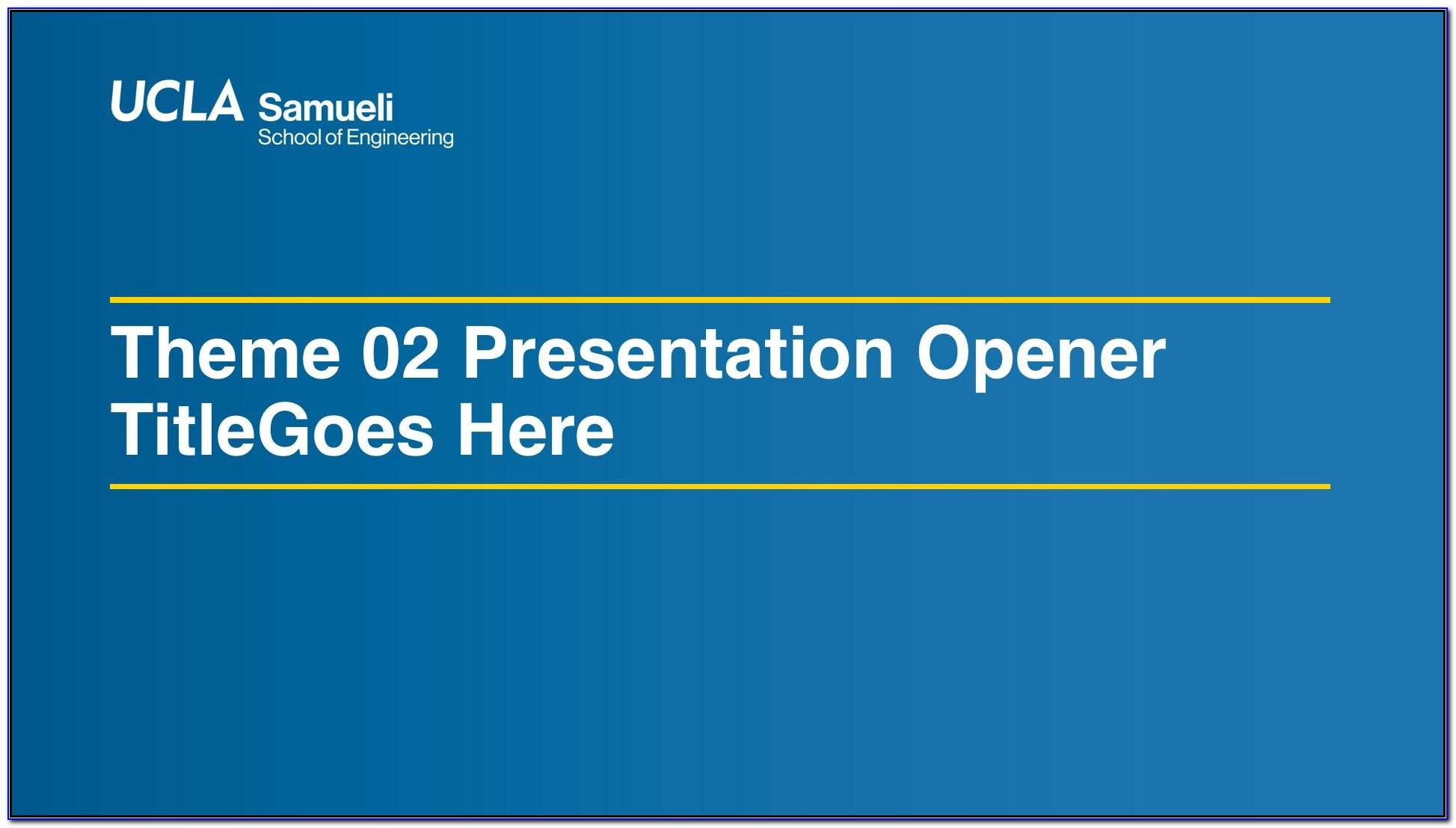 Template Powerpoint Presentations