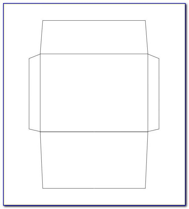 Template To Print 6x9 Envelopes