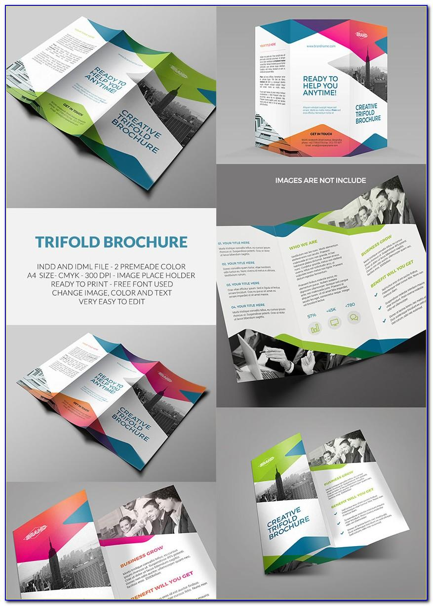 Templates Flyer Indesign