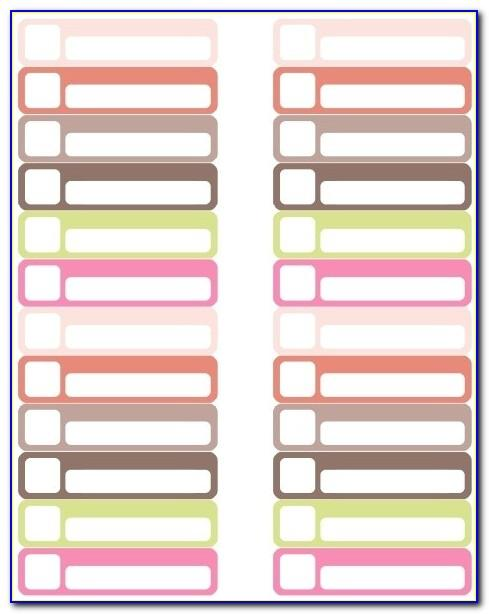 Templates For Avery Labels 5160
