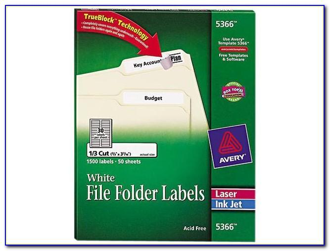 Templates For Avery Labels 5161