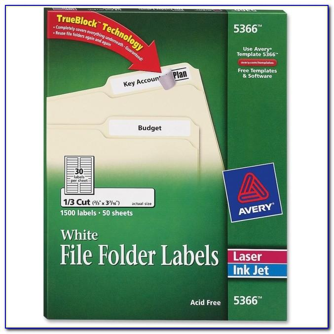 Templates For Avery Labels 5162