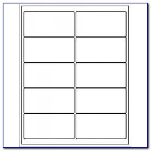 Templates For Avery Labels 8163