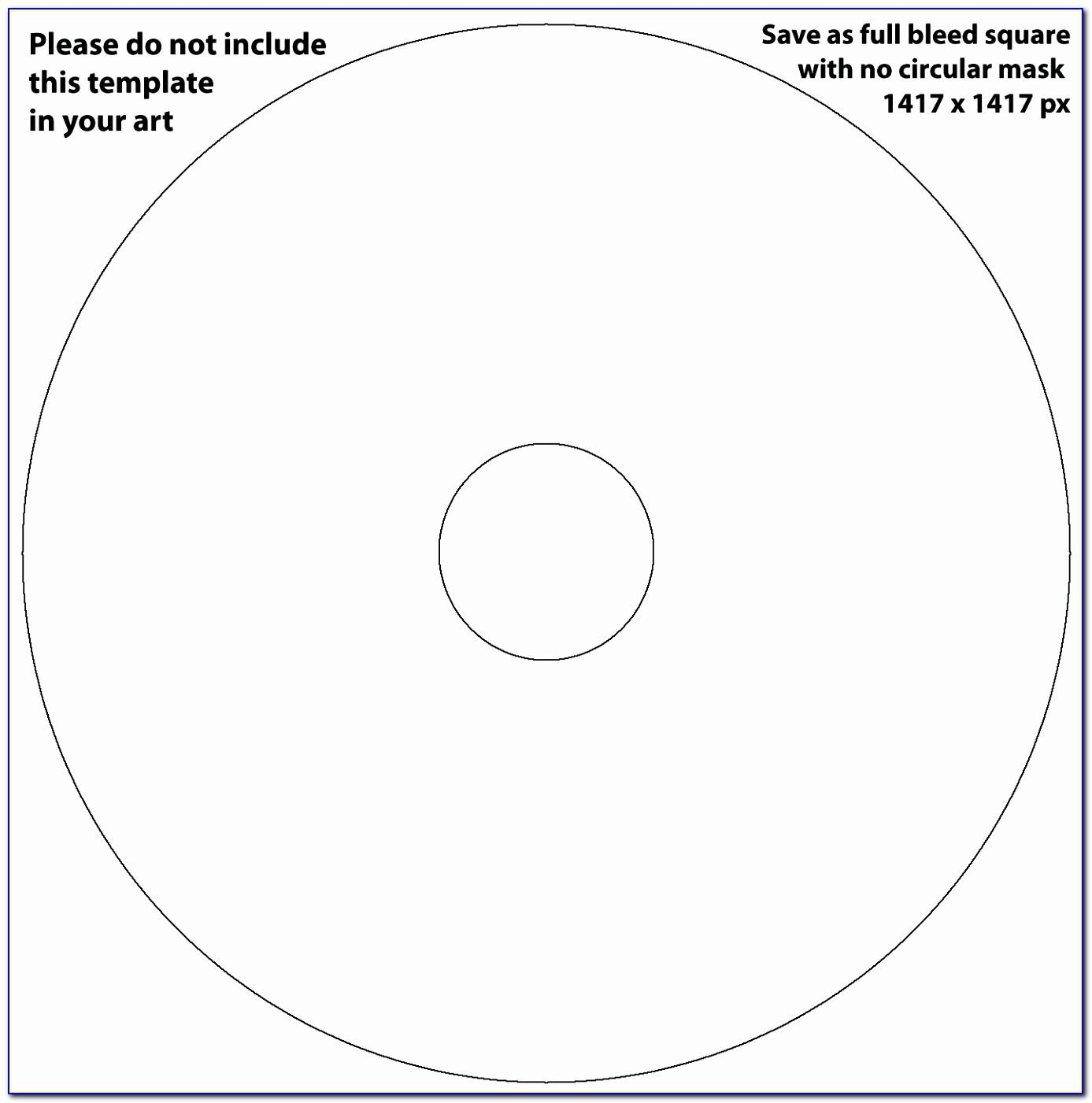 Templates For Cd Labels Word